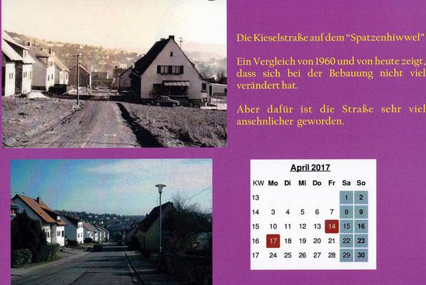 dudweiler kieselstraße 1960