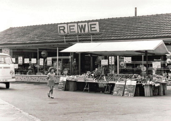 Herrensohr, Marktstraße 1970