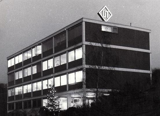 ehemaliges UT-Verwaltungsgebäude