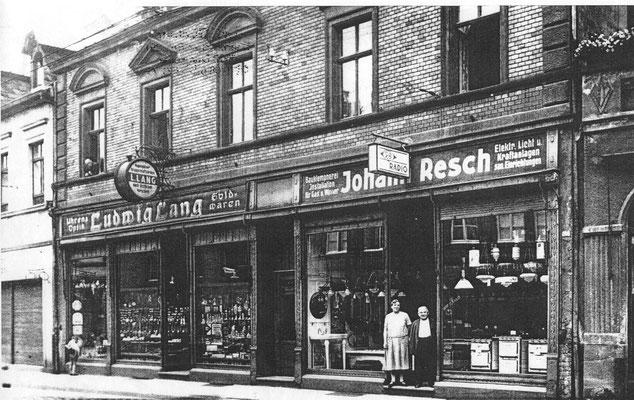 Johann Resch 1940