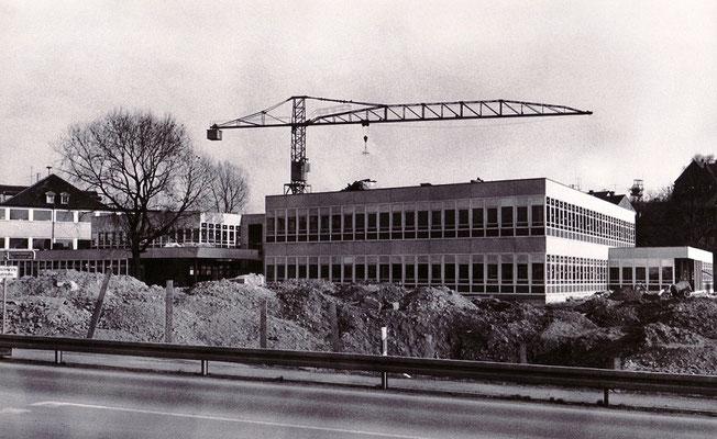 Neubau Mühlenschule Dudweiler