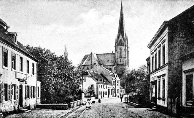 1910, Christuskirche