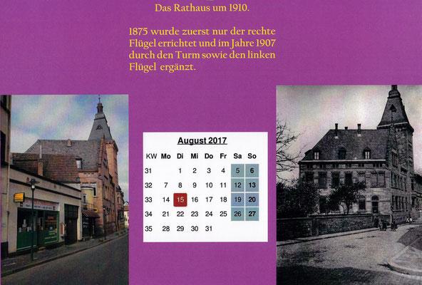 dudweiler rathaus brückenstraße heute rathausstraße