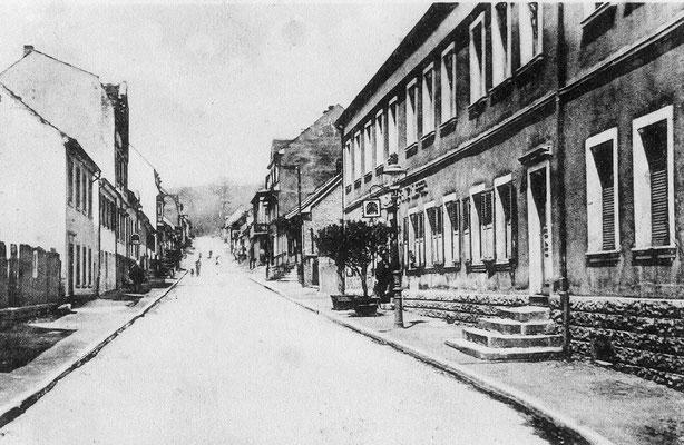 Herrensohr 1931, Karlstraße