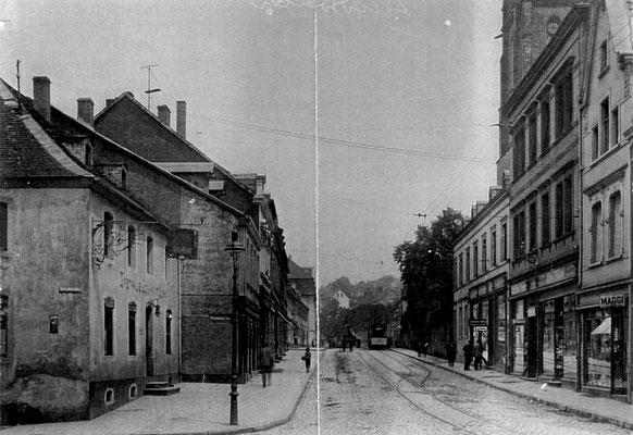 Ecke Rathausstraße 1931