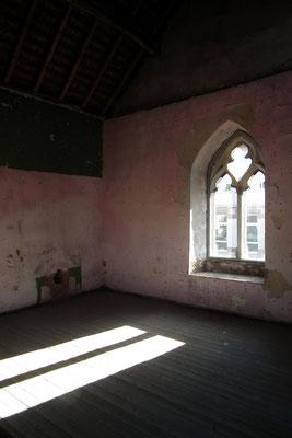 Oberster Raum im Alten Turm
