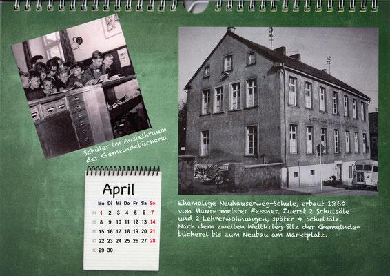 dudweiler neuhauserwegschule gemeindebücherei