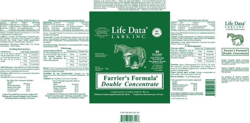 Hufe auf Trab - Farriers Formula Double Concentrate