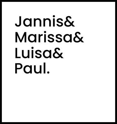 personalisiertes poster - geschenk - familie - family - namen personalisiert - freunde - namen