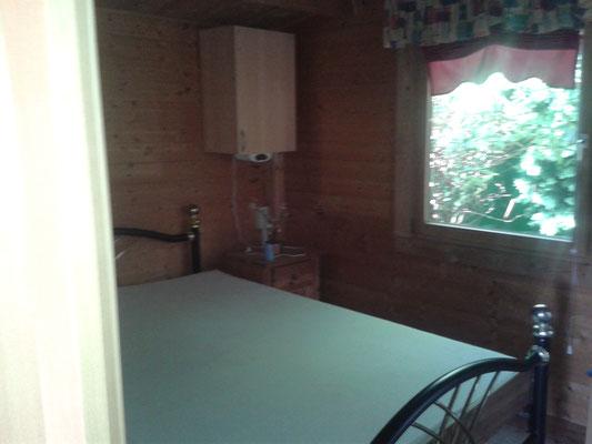 extra Schlafzimmer im Blockhaus 02
