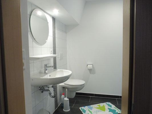 Badezimmer Apartment Ebbe