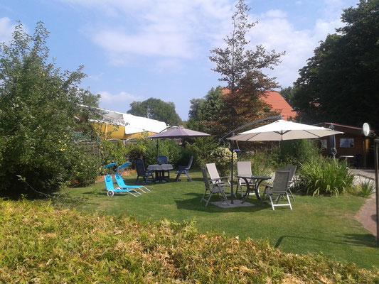 Gartenanlage Ferienanlage Blinkfuer