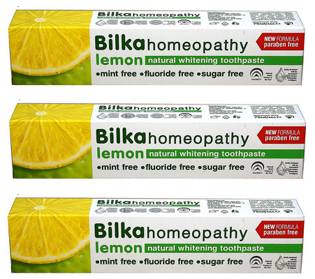 Bilka homöopathie, Homöopathische Zahnpasta mit Xylitol