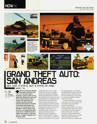 Grand Theft Auto: San Andreas - Ultimate History of Video games