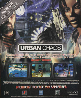 Urban Chaos - Ultimate History of Video games