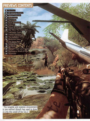 Far Cry 2 - Ultimate History of Video games