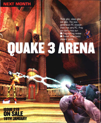 Quake 3 Arena - Ultimate History of Video games
