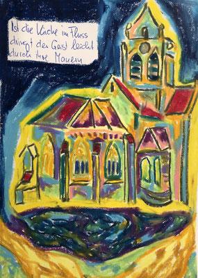 Ist die Kirche im Fluss, dringt der Geist leicht durch die Mauern