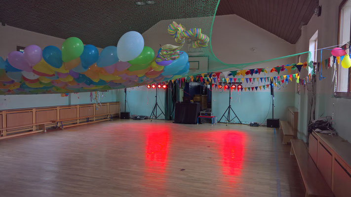 Sound - Mix DJ Team @ Kinderfasching Grundschule Köthensdorf
