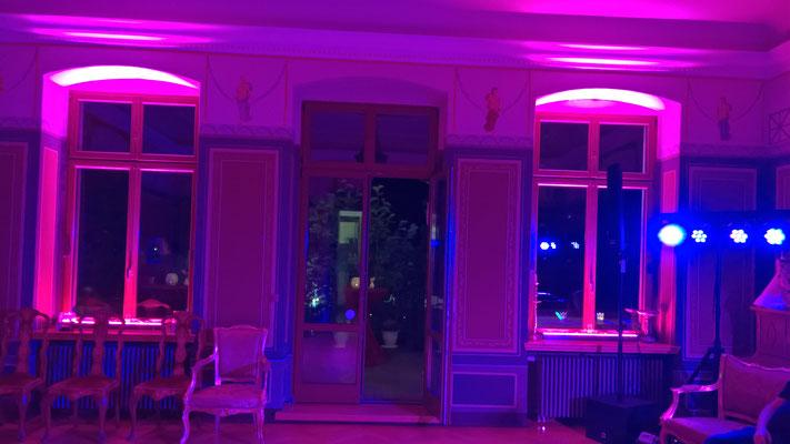 Sound - Mix DJ Team @ Hochzeit Villa Gückelsberg