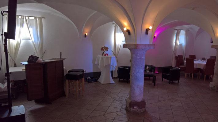 Sound - Mix DJ Team @ Hochzeit Denkmalhof Schlagwitz