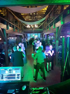 Sound - Mix DJ Team @ Hochzeit Landgasthof Wemmer