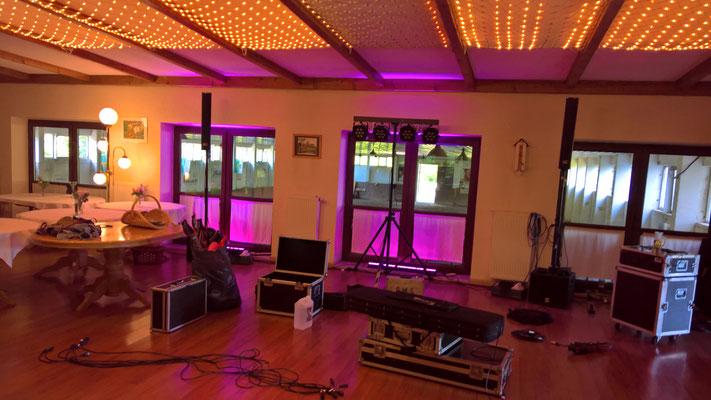 Sound - Mix DJ Team @ Familienfeier Waldhotel am Reiterhof Seelitz