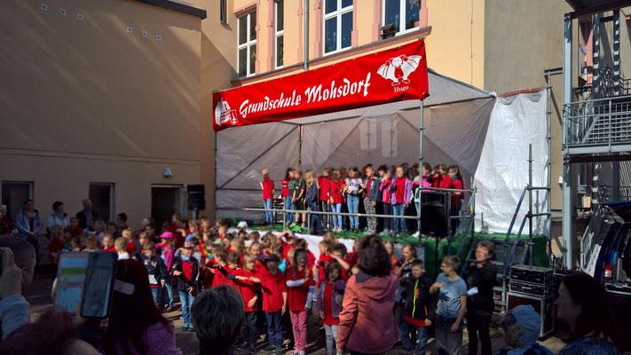 Sound - Mix DJ Team @ Schulfest Grundschule Mohsdorf