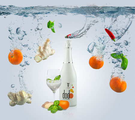 Dodo by Zadi Drinks / Produkt / Artwork Composing Fruits