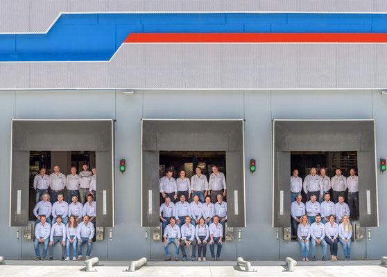 TransBozen / Gruppenbild der Firma