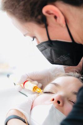 CC Eye - Augenringe aufhellen - Augenringe kaschieren - Permanent Concealer -  Behandlung gegen Augenringe - Tirol