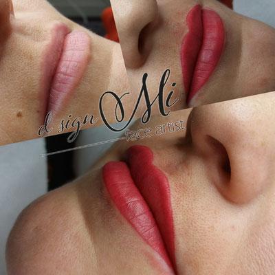 Lippen - d sign Mi Tirol/Innsbruck Permanent Make up