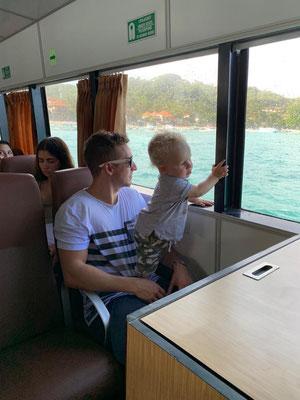 Fähre Nusa Lembongan