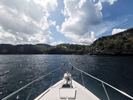 Schnorcheln Manta Bay
