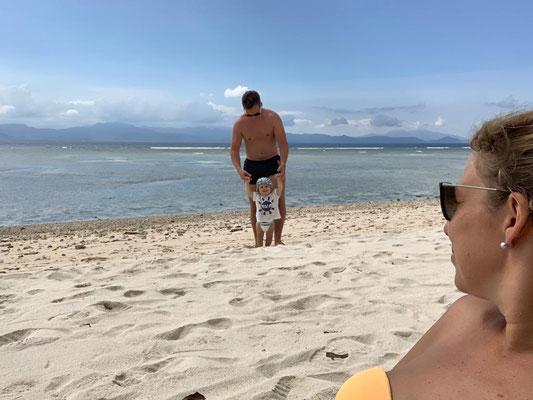 Beach Nusa Lembongan