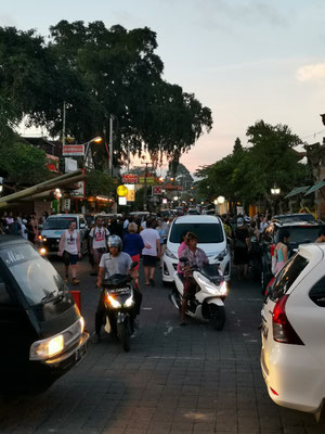Ubud Stadt