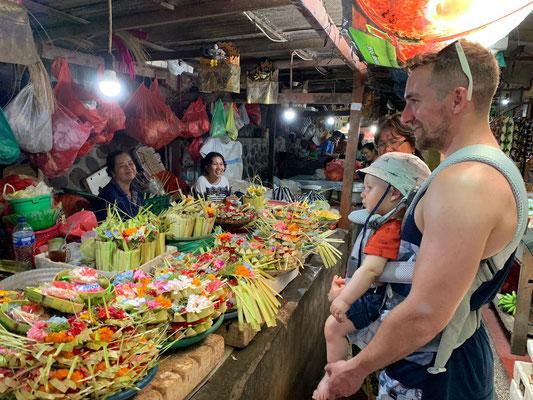 Markt in Tabanan