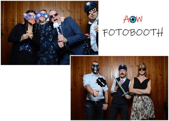 Hochzeitsfotograf Nürnberg, Fotobox