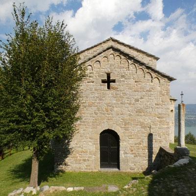 Battistero di san Pietro al Monte, Civate, (LC)