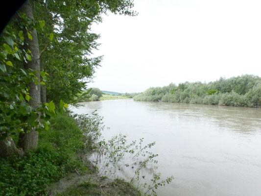 Il fiume Prut