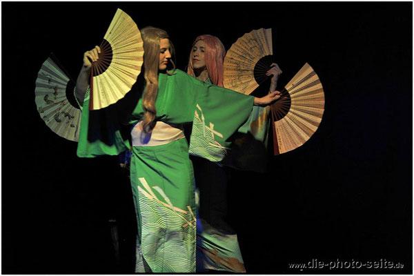 Fantastic Quest 2015 - Japanischer Fächertanz