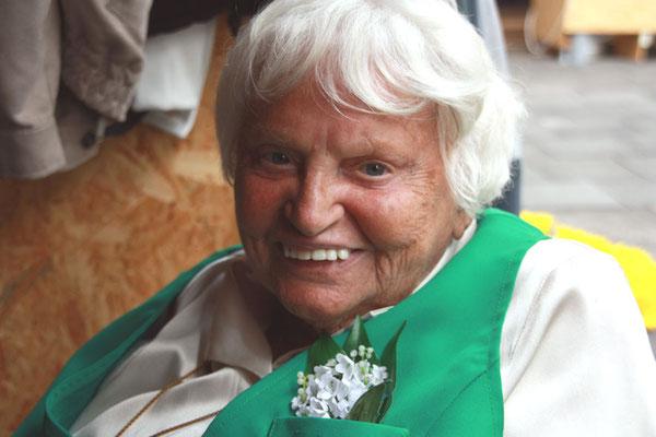 Die allererste Maikönigin wurde 1991 gekürt und ist heute 87 Jahre alt