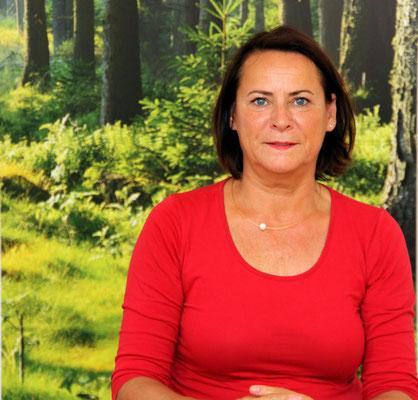 Karin Rosenberg: zertifizierte Osteopathin und Heilpraktikerin