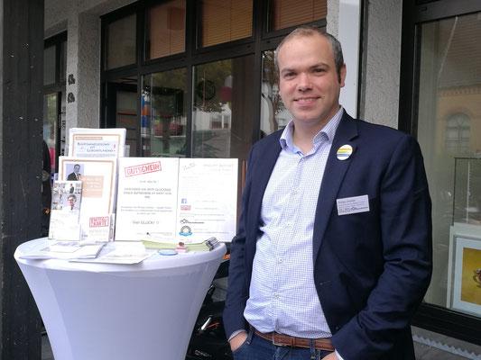 Philipp Dothee (Finanz- u. Vermögensplaner, Global Finanz)