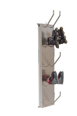 Schuhtrockner für 5 Paar elektrisch beheizt für Inlineskates Schuhe