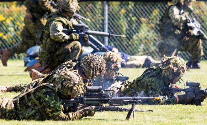 Tactical Assault Display