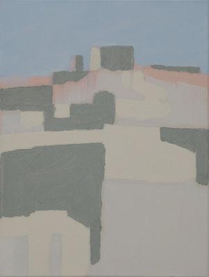 s.a.n°1, 50x40cm, tempera auf leinwand