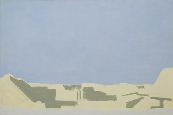 s.a.n°27, 113x170cm, tempera auf leinwand