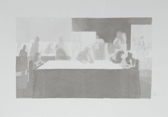 ein fest 2018, 60x35cm, tusche auf papier