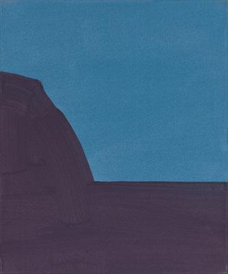 o.t. 2014, 60x50cm, tempera auf leinwand